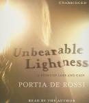 Unbearable Lightness: A Story of Loss and Gain, Portia De Rossi