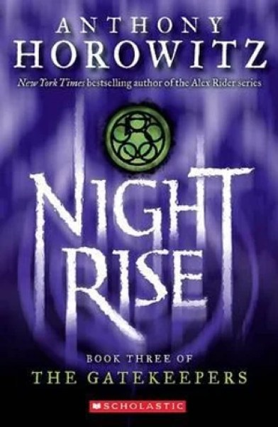 Nightrise (The Gatekeepers #3) Book Review