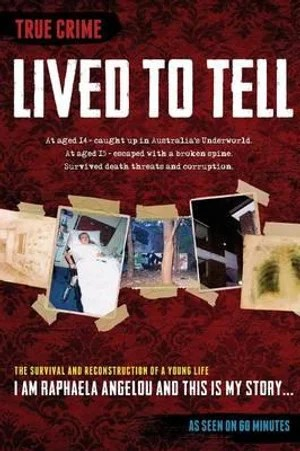 Lived To Tell - Raphaela Angelou