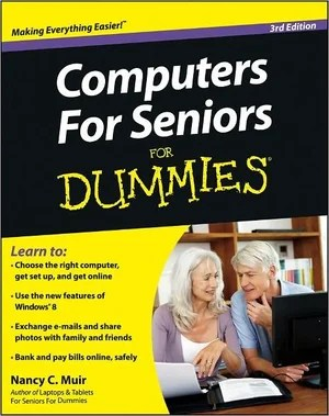 computer books for seniors