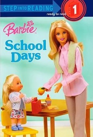Image result for barbie's school days book