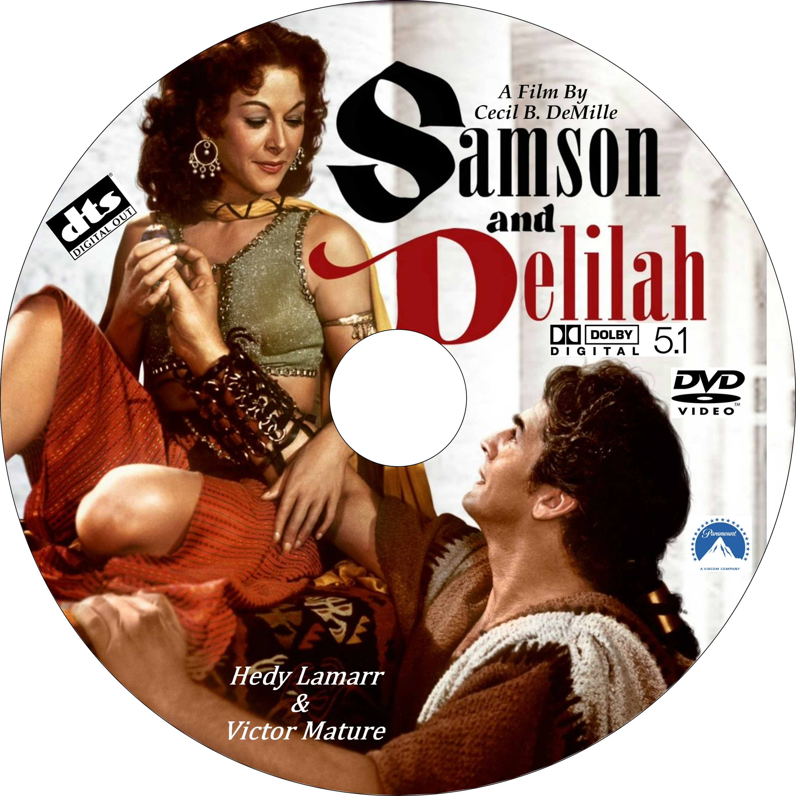 Coversx Samson And Delilah
