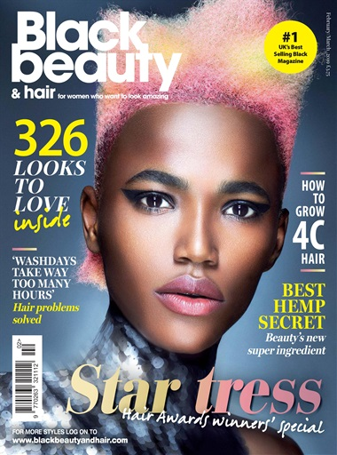 Black Beauty Hair the UKs No 1 black magazine Feb