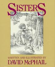 Cover of: Sisters by McPhail, David
