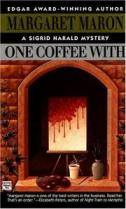 One Coffee With (Sigrid Harald Mysteries)
