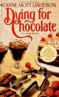 Dying for Chocolate (Goldy Culinary Mysteries, Book 2)