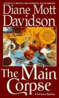 The Main Corpse (Goldy Culinary Mysteries, Book 6)