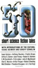 50 Short Science Fiction Tales
