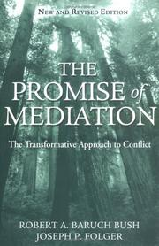 The Promise of Mediation book cover