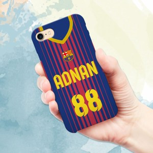 Buy customized FC Barcelona Mobile Covers in Pakistan
