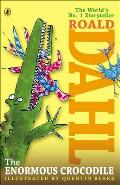 The Enormous Crocodile Cover
