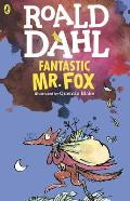 Fantastic Mr. Fox Cover
