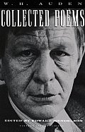 Collected Poems: Auden Cover