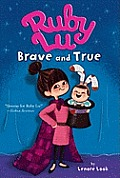 Ruby Lu, Brave and True cover