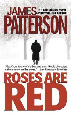 Roses Are Red by James Patterson (audio boo)