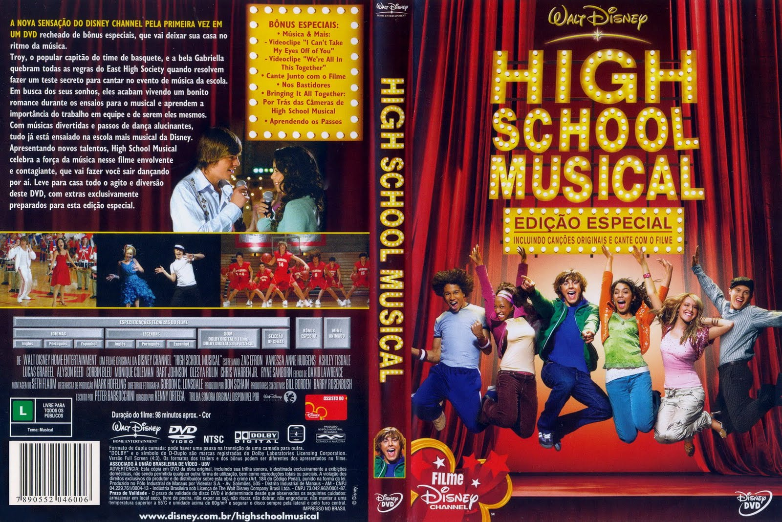 Megapost High School Musical Visitem Versblog