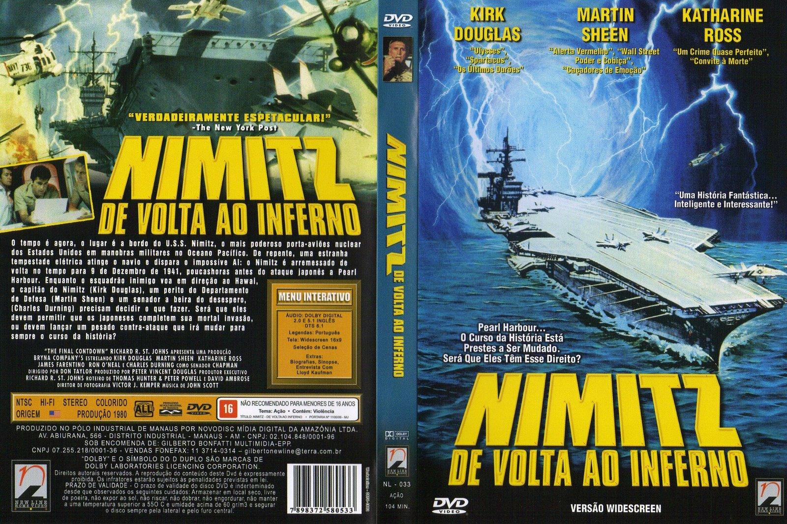Nimitz – De Volta Ao Inferno « Visitem www.coversblog.com.br