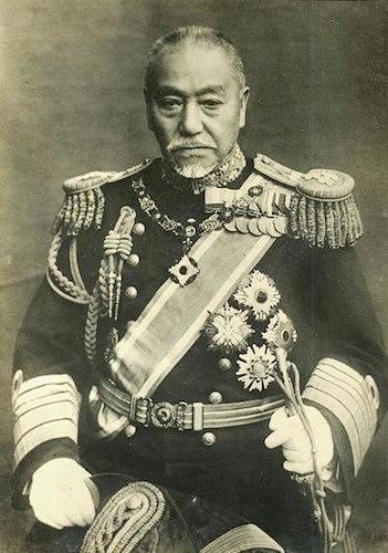 Admiral Tōgō Heihachirō