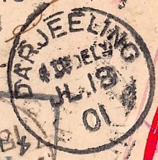 Darjeeling, 18. Juli 1901