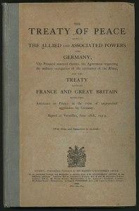 Versailler Vertrag