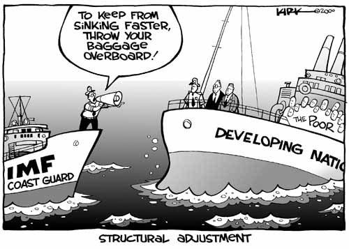 Criticisms of the IMF's Structural Adjustment Programs in the 1980's and 1990's | International Organizations (RPOS 375)
