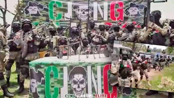 El cartel Jalisco Nueva Generación (CJNG) se ha ganado la fama del grupo criminal más sanguinario y peligroso de México.