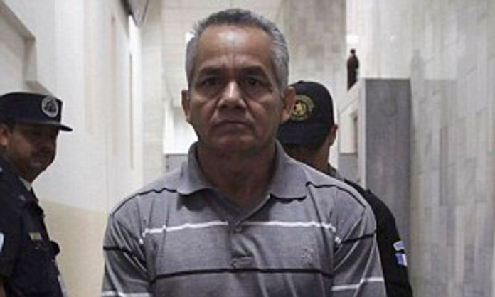 Pedro Pimentel Rios: Guatemalan special forces soldier deported by US gets  6,060-year sentence | Daily Mail Online