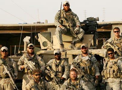 Fuerzas especiales de EE. UU.