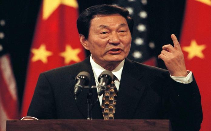 Zhu Rongji   Biography & Facts   Britannica