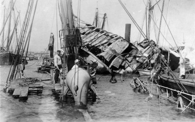 117 Years Later, The Sinking Of The USS Maine Remains A Mystery - Task &  Purpose