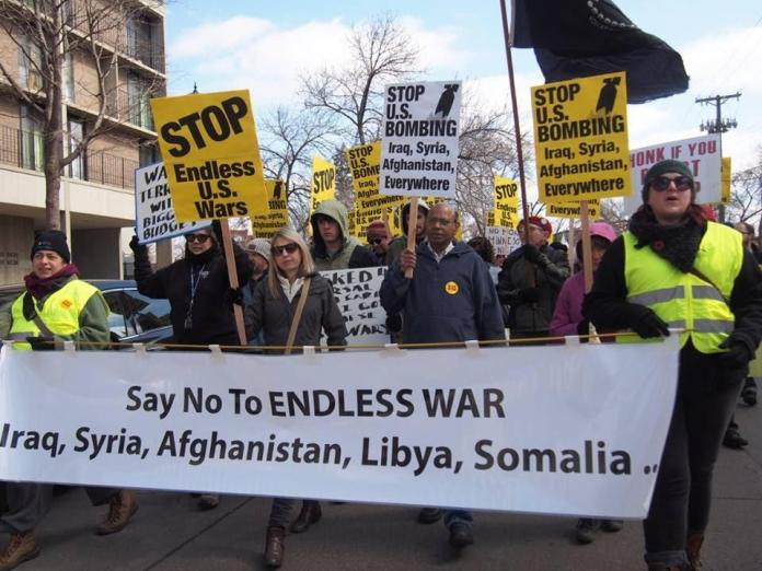 US Out of Afghanistan! – Anti-War Committee