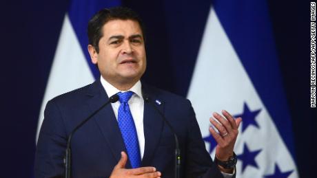 US prosecutors say Honduras President helped send cocaine to Americans - CNN
