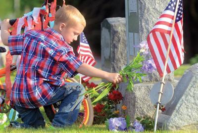 Veterans suggest safe ways to honor fallen soldiers on Memorial Day |  Lifestyles | dailyitem.com