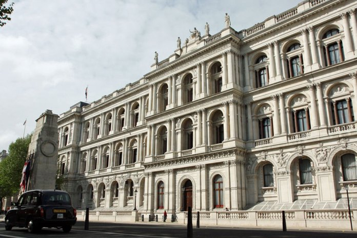 Foreign, Commonwealth and Development Office - Wikipedia