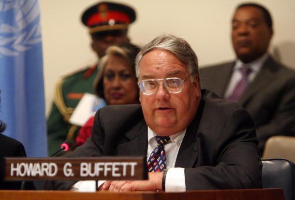 Howard Buffett Net Worth | Celebrity Net Worth