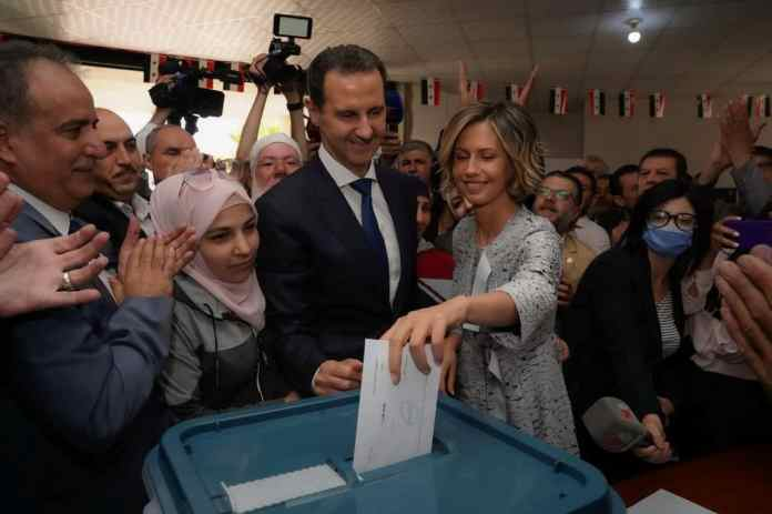 syria votes in an election result whose result is a foregone conclusion assad will win - The Washington Post