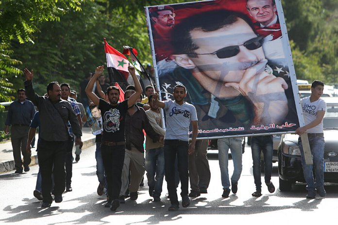 Syria's Assad, an American hero? One Virginia politician thinks so. - CSMonitor.com