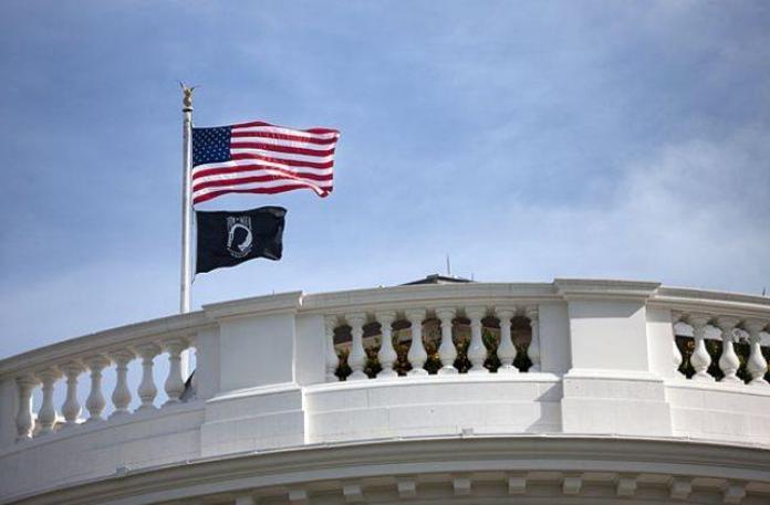 La bandera de POW / MIA todavía vuela alto a pesar de las preguntas |  Noticias de EE. UU.