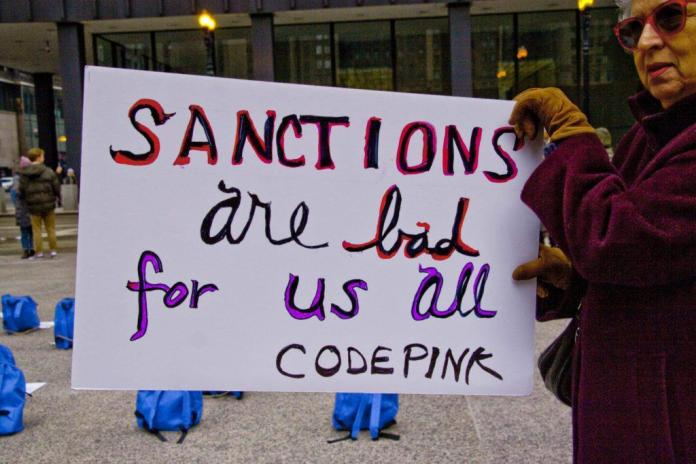 The World Must End the US' Illegal Economic War. Sanctions Imposed on 39 Countries - Global Research