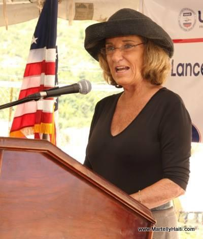 Haiti - US Ambassador Pamela White is OUT, Peter Mulrean to replace her | The Haitian Internet