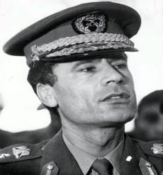 Muammar Gaddafi - Wikipedia