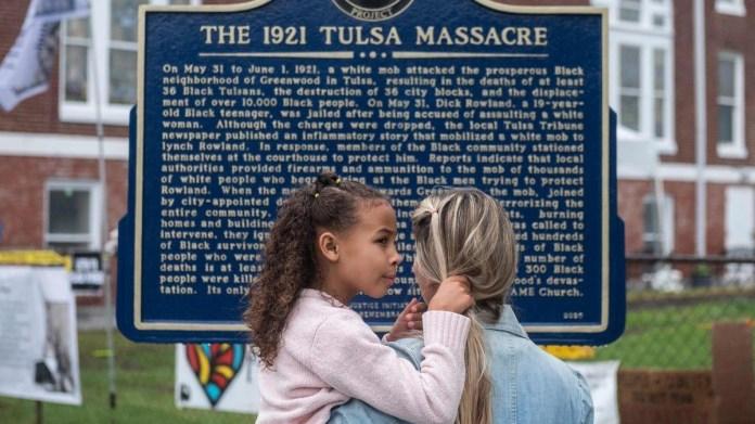 Photos: Commemorating the 100th anniversary of the Tulsa Race Massacre