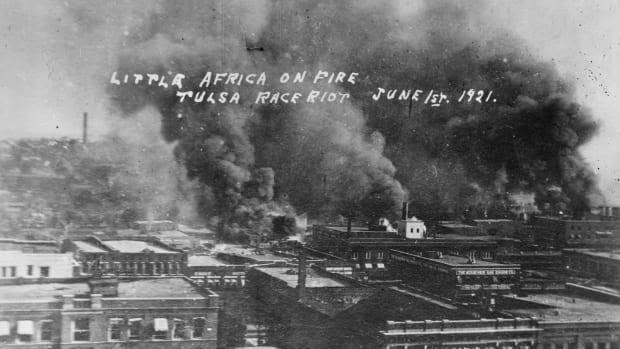 What Role Did Airplanes Play in the Tulsa Race Massacre? - HISTORY