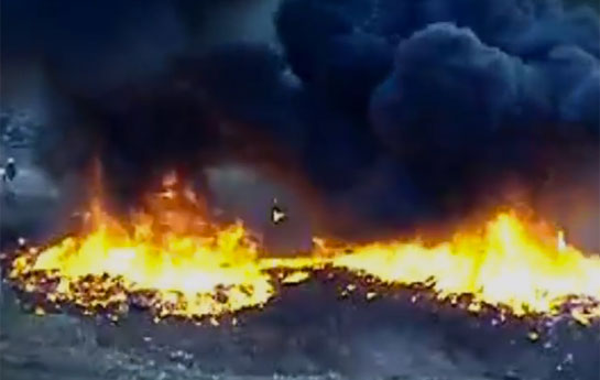 Burn Pit Locations - VetsHQ