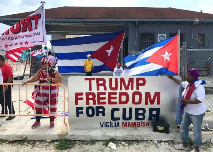 ¿Puede Donald Trump cambiar a Cuba?