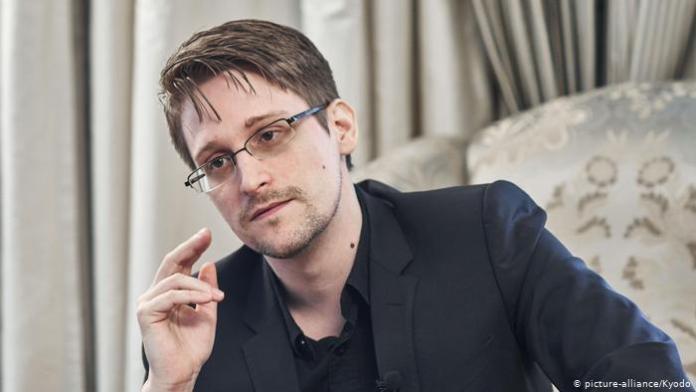 Edward Snowden still eying asylum in Germany | News | DW | 14.09.2019