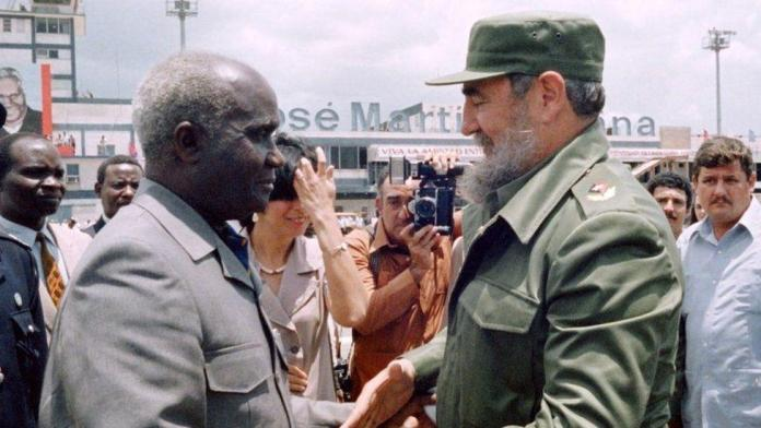 Kenneth Kaunda, 97, Played a Major Role in the African Liberation Struggle  – Fighting Words