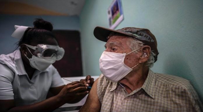Estados Unidos priva a Cuba de las jeringas que necesita ahora