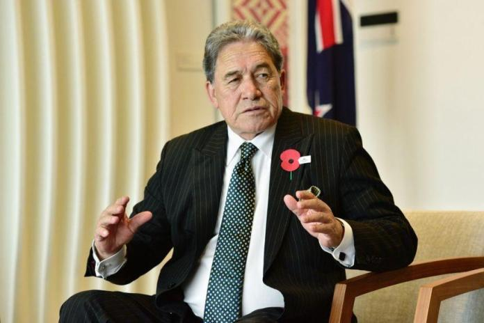 Ahead of polls, New Zealand's opposition party rules out deal with kingmaker  Winston Peters, Australia/NZ News & Top Stories - The Straits Times
