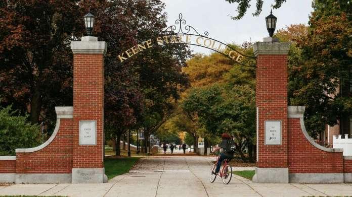 Campus · Keene State College